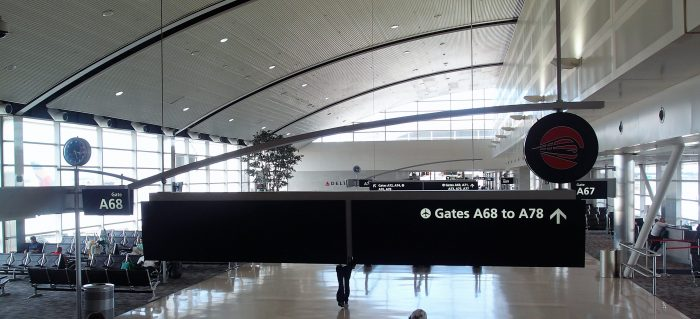 ターミナルA デトロイト