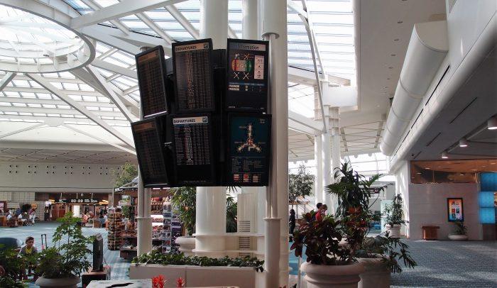 オーランド国際空港