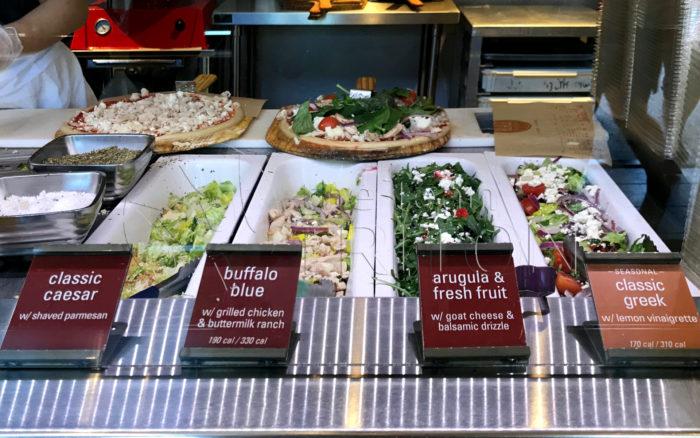 Blaze Pizza Salad