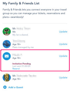 Find-through-my-connected-Guests-Invitation-Pending