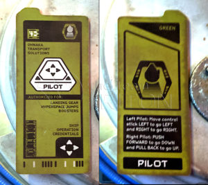 SWGE-Millennium-Falcon-Smugglers-Run-Ship-Operation-Credentials-Card-Pilot-Green-001