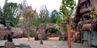 Tokyo Disneyland New Areas Beauty and the Beast Big Hero 6